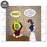 Zombie Homework Puzzle