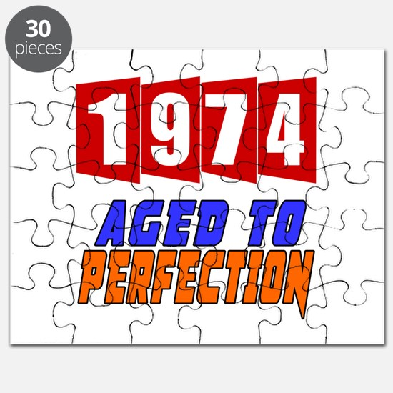 1974 Aged To Perfection Puzzle
