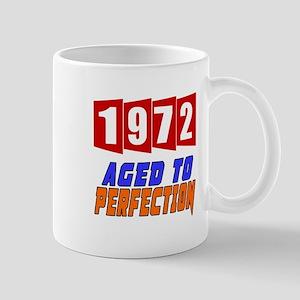 1972 Aged To Perfection Mug
