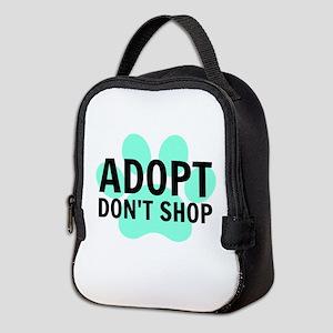 Adopt Neoprene Lunch Bag