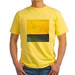 34. deadalus.. Yellow T-Shirt