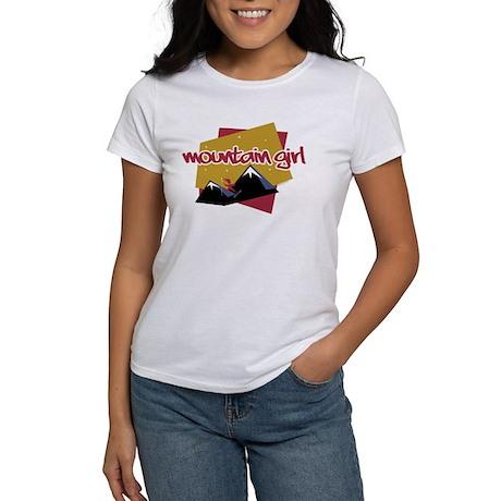 Mountain Girl Women's T-Shirt