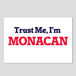 Trust Me, I'm Monacan Postcards (Package of 8)