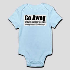 Go Away Infant Creeper