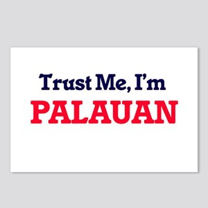 Trust Me, I'm Palauan Postcards (Package of 8)