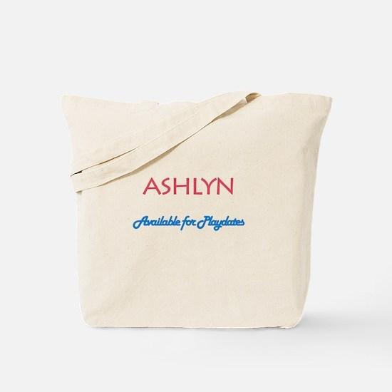 Ashlyn - Available For Playda Tote Bag