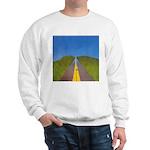 34. highway2heaven..? Sweatshirt