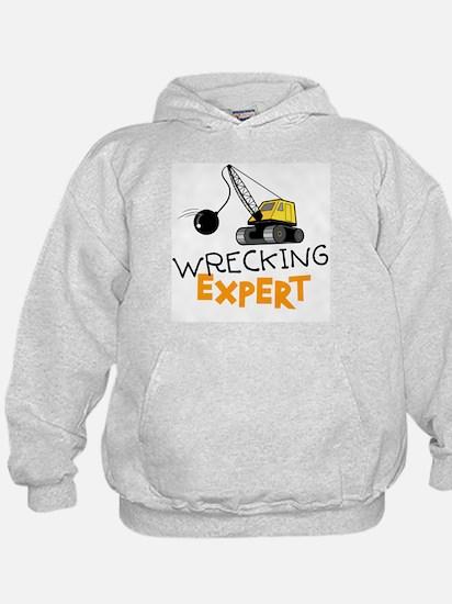 Wrecking Expert Hoodie