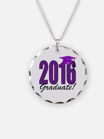 Funny Seniors class 2016 Necklace