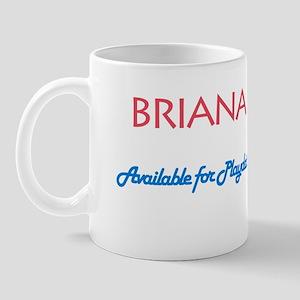 Briana - Available For Playda Mug
