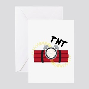 TNT Explosive Greeting Cards