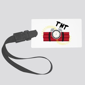 TNT Explosive Luggage Tag