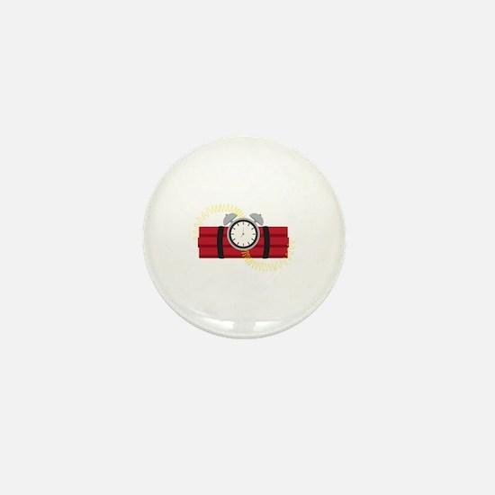 Dynamite Mini Button