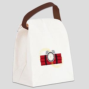 Dynamite Canvas Lunch Bag