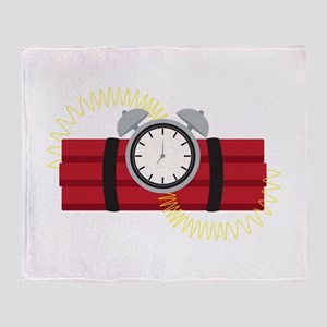 Dynamite Throw Blanket