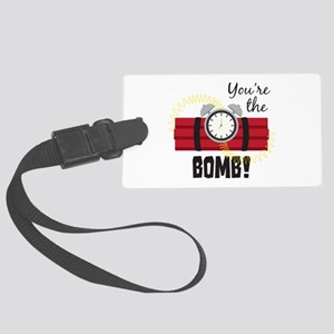 Youre The Bomb Luggage Tag