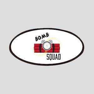 Bomb Squad Patch