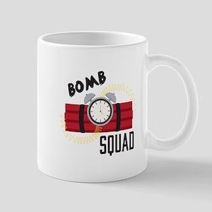Bomb Squad Mugs