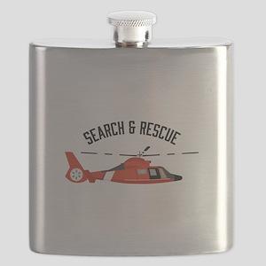 Search Rescue Flask
