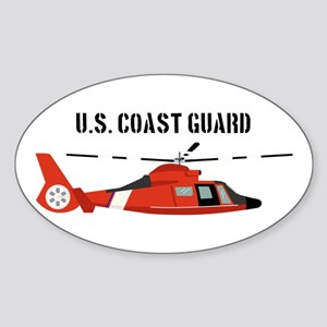 US Coast Guard Sticker
