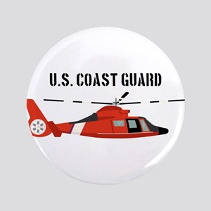 US Coast Guard Button