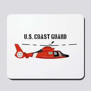 US Coast Guard Mousepad