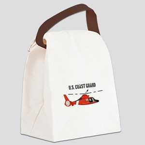 US Coast Guard Canvas Lunch Bag