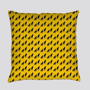 SPOOKY CATS Everyday Pillow