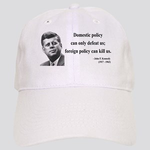 John F. Kennedy 12 Cap