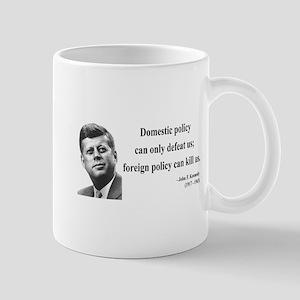 John F. Kennedy 12 Mug