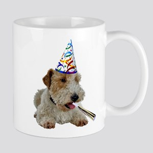 Wire Fox Terrier Party Mugs