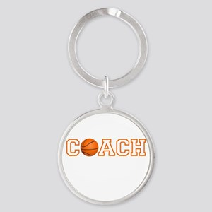 Basketball Coach Keychains