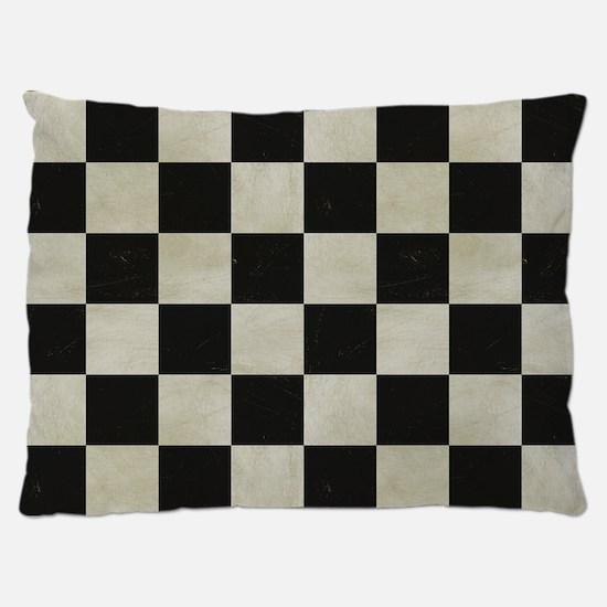 Checkered Flag Dog Bed