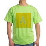 90b.truest self..? Green T-Shirt
