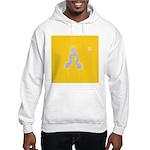 90b.truest self..? Hooded Sweatshirt