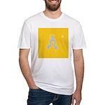 90b.truest self..? Fitted T-Shirt