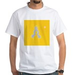 90b.truest self..? White T-Shirt