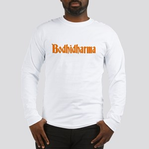 Bodhidharma Long Sleeve T-Shirt