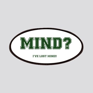 MIND? - IVE LOST MINE! Patch