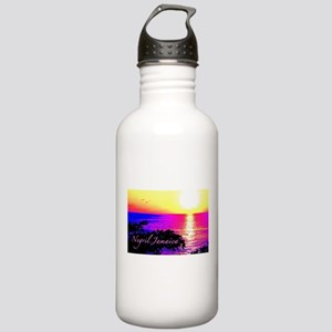 Negril, Jamaica Stainless Water Bottle 1.0L