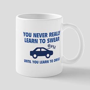 Learn To Swear Mug