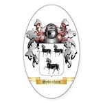 Sydenham Sticker (Oval 50 pk)