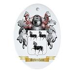 Sydenham Oval Ornament