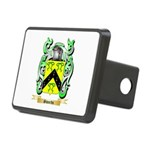 Swords Rectangular Hitch Cover