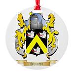Swinton Round Ornament