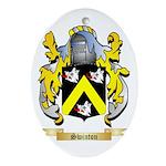 Swinton Oval Ornament