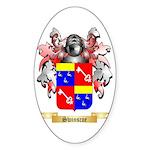Swinscoe Sticker (Oval 50 pk)