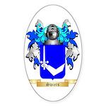 Swiers Sticker (Oval 10 pk)