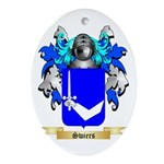 Swiers Oval Ornament