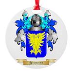 Swetman Round Ornament